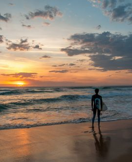 Gunnamatta surfer