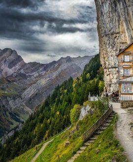 Aescher House